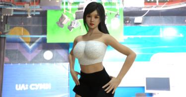 Daz Studio 日本人的なフィギュア「ケイシー」
