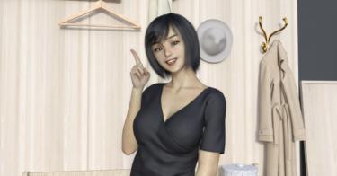 Daz Studio 日本人的なフィギュア「Vivy」