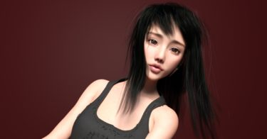 Daz Studio 日本人的なフィギュア  「Gou Luk」